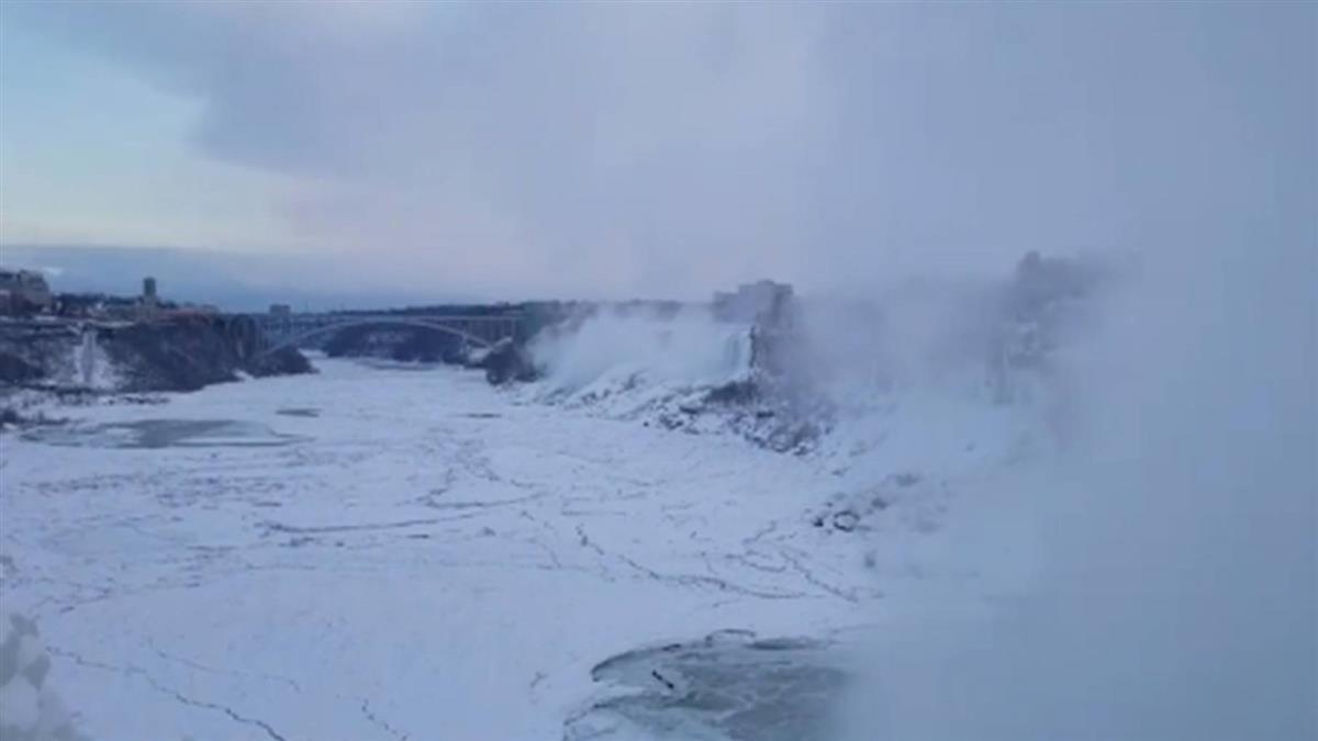 美國中西部急凍凶手 北極氣團漸東移