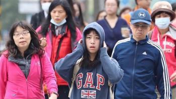 北台灣今急降10度!春節「天氣三溫暖」 除夕再冷一波