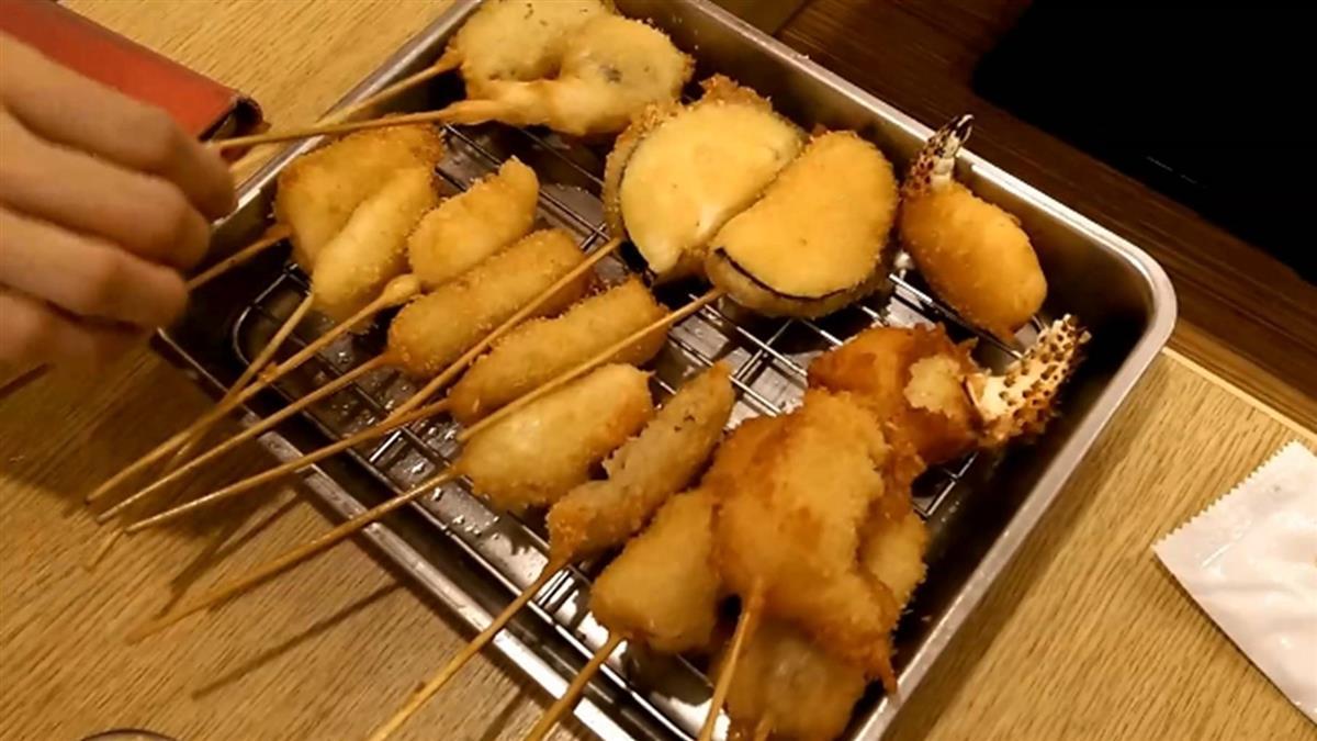 來不及吃就收了?大阪名店「串炸達摩」開幕3年爆收攤