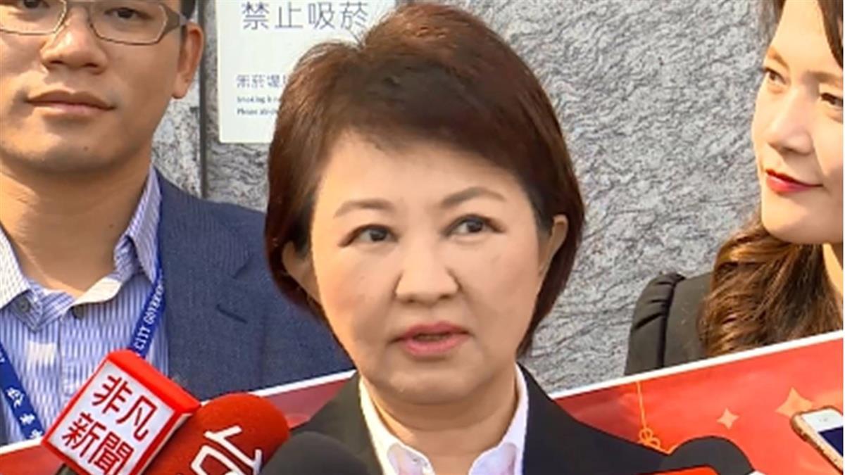 國民黨總統初選未定 盧秀燕建議「全民調」