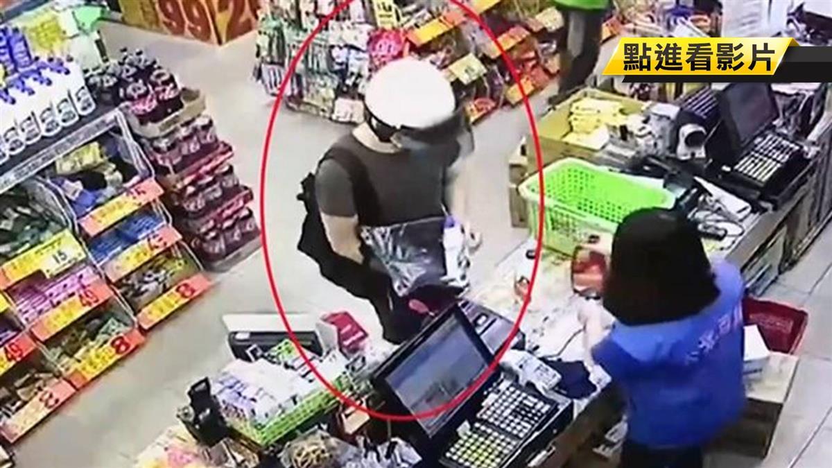 台南分屍男伴屍10小時!狂買4清潔劑 滅證畫面曝光