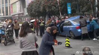 驚!團員上海遭車撞  旅行社協助家屬赴中
