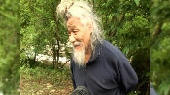 「現代魯賓遜」84歲翁獨居山林40年 意外墜溪溺斃
