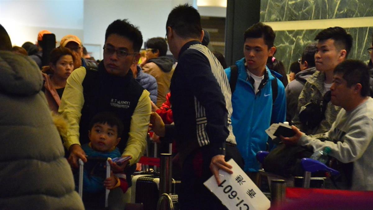 華航機師罷工 香港約200旅客受影響