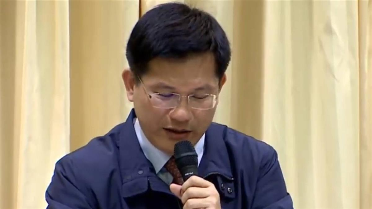 林佳龍呼籲華航勞資協商!撐24小時再談判