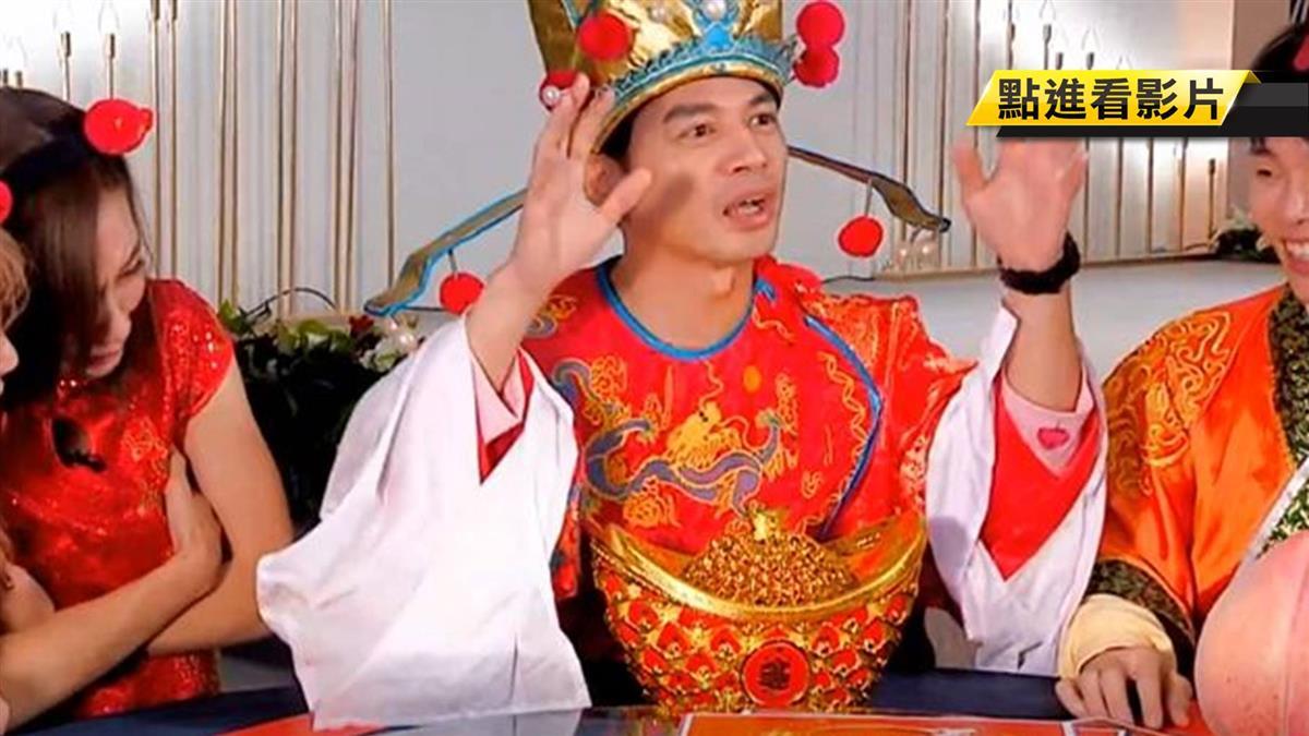 爭奪校花新春特輯 初五節目還有王子、溫昇豪