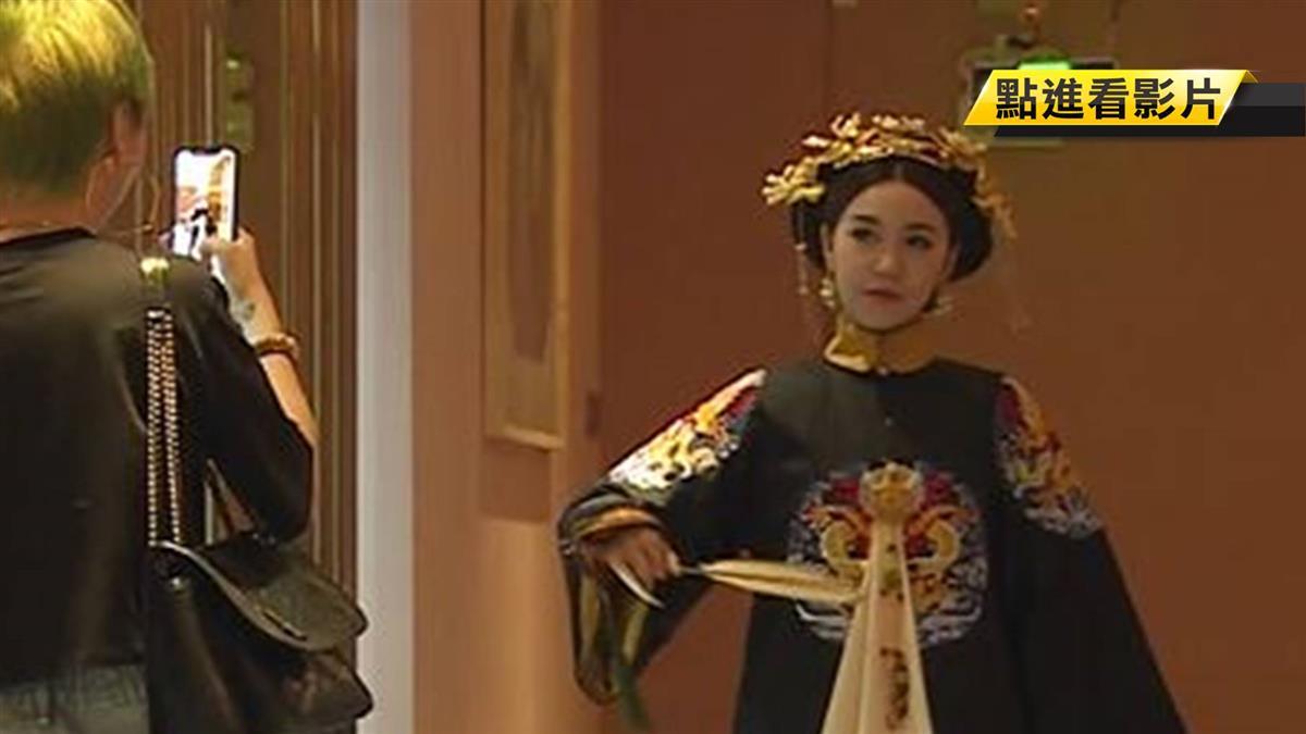 清宮劇熱潮!到北京故宮過新年 化身魏瓔珞