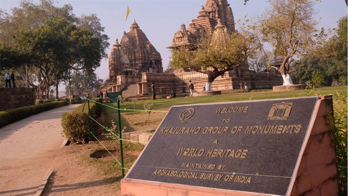 外國人別驚訝!印度露骨性廟群 成世界文化遺產