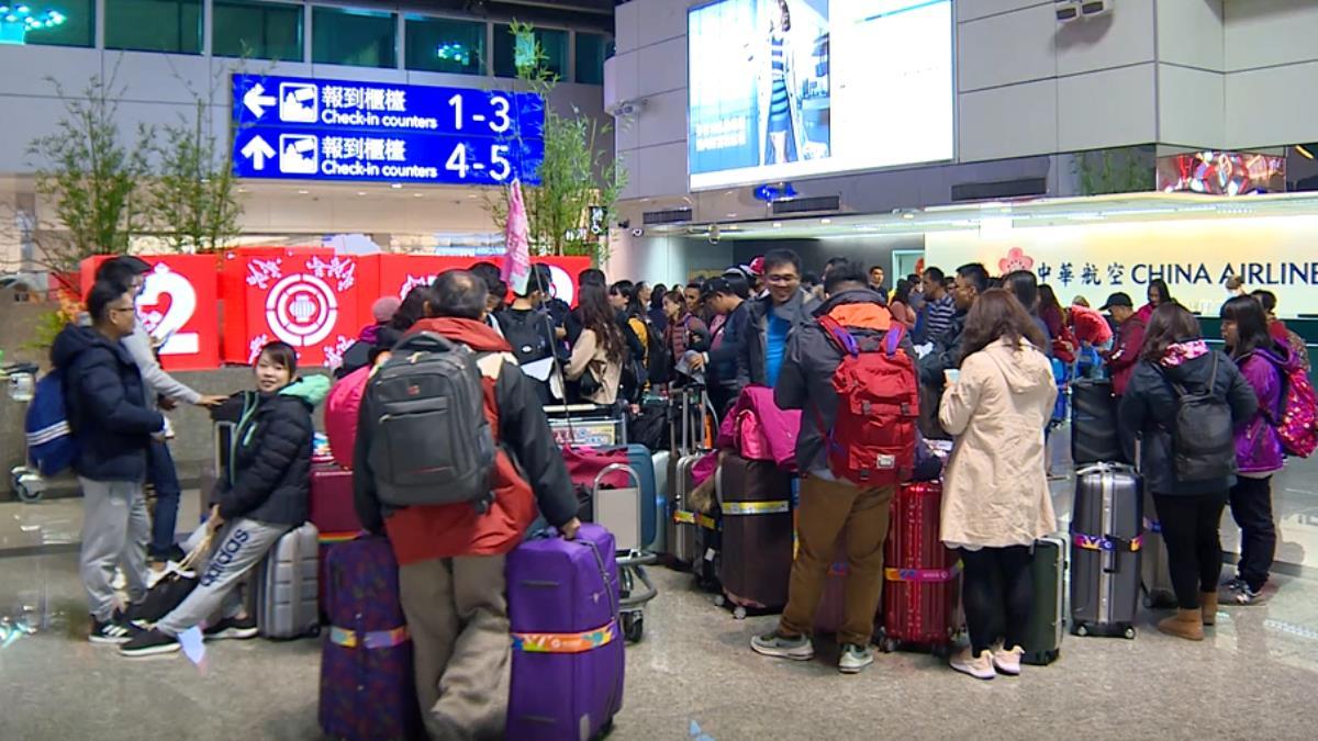 華航機師罷工第4天 22航班受影響!