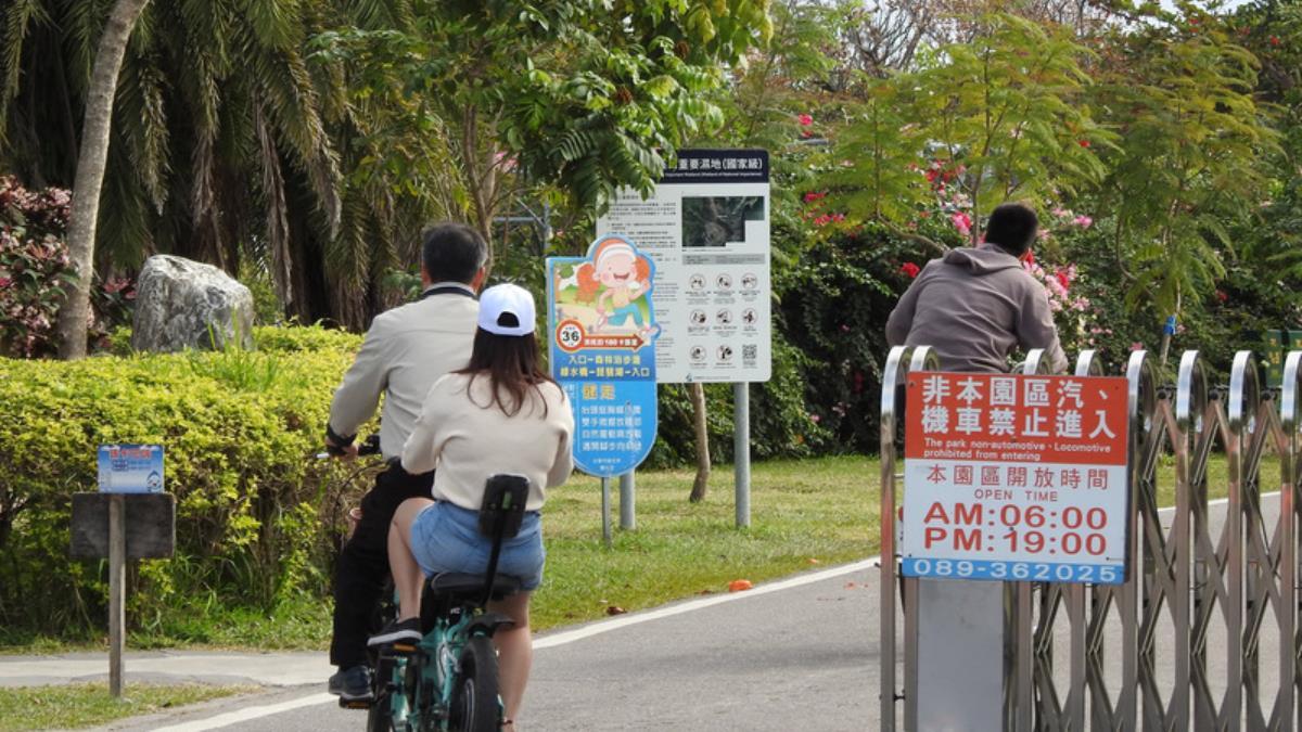 春節創紀錄  台東森林公園逾6萬人次入園