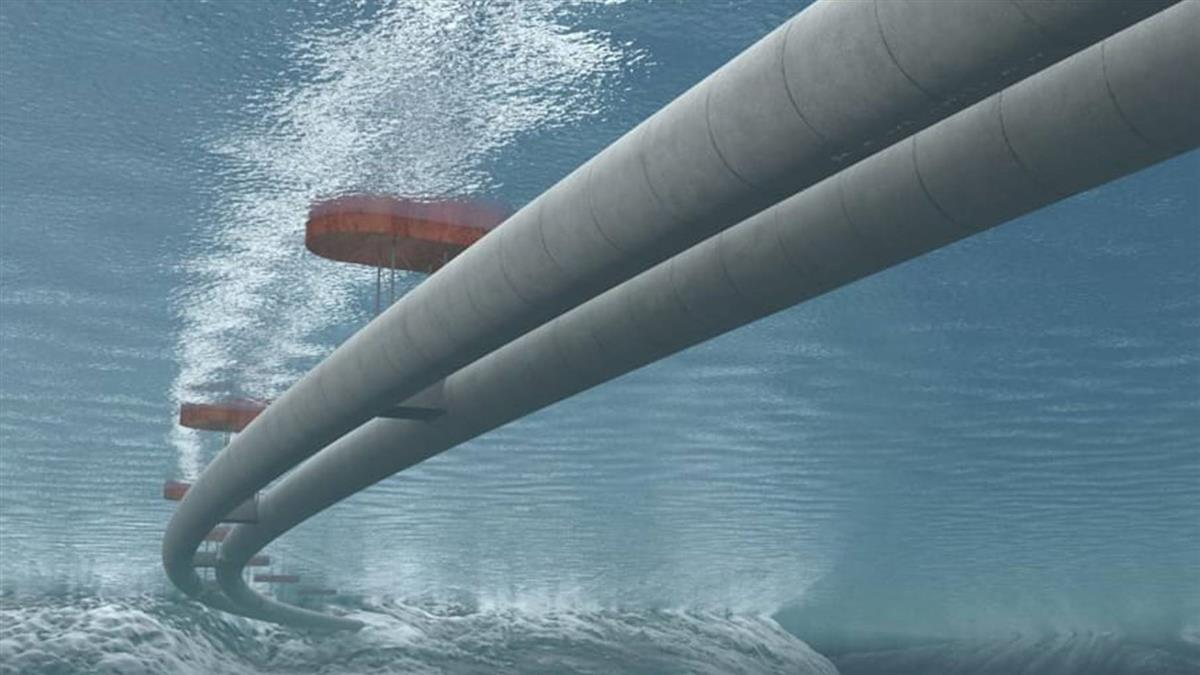 挪威重金打造「海中漂浮隧道」 盼搶世界第一