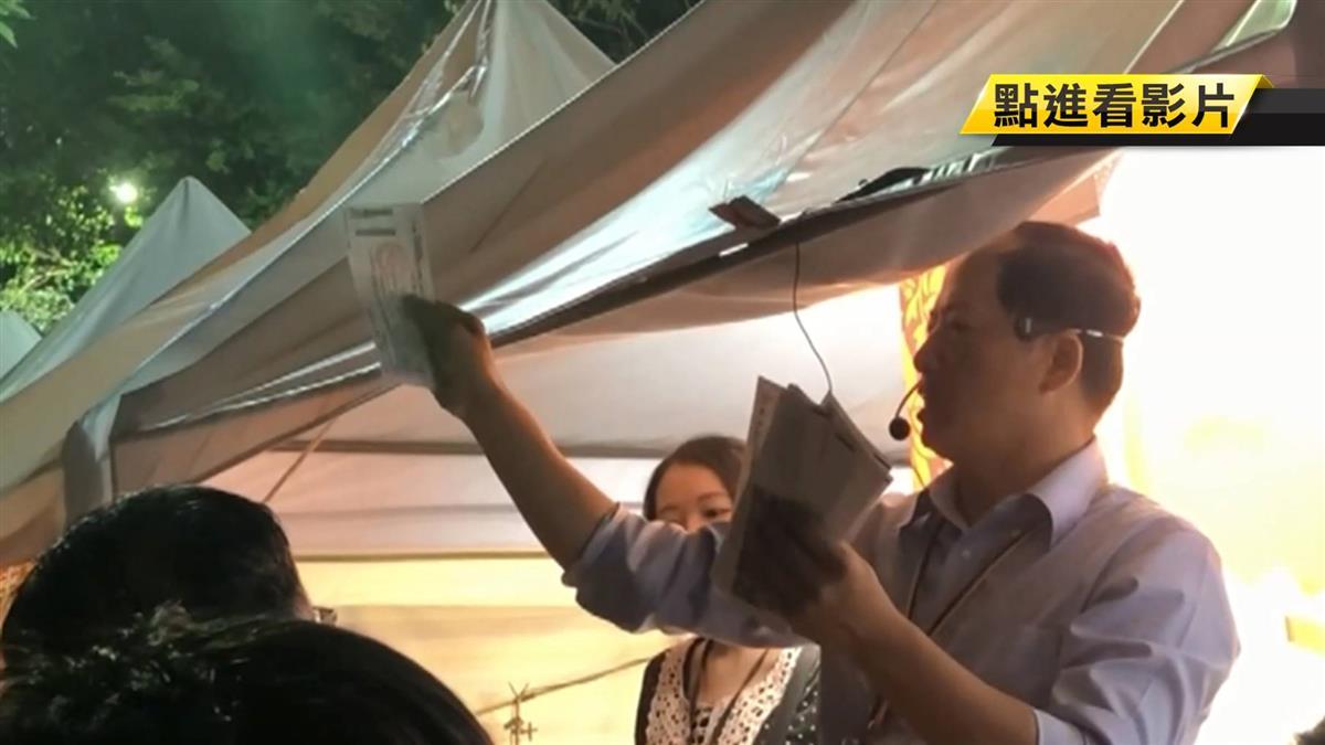 【獨家】高雄燈會夜市攤販送住宿券 業者稱免費「有玄機」