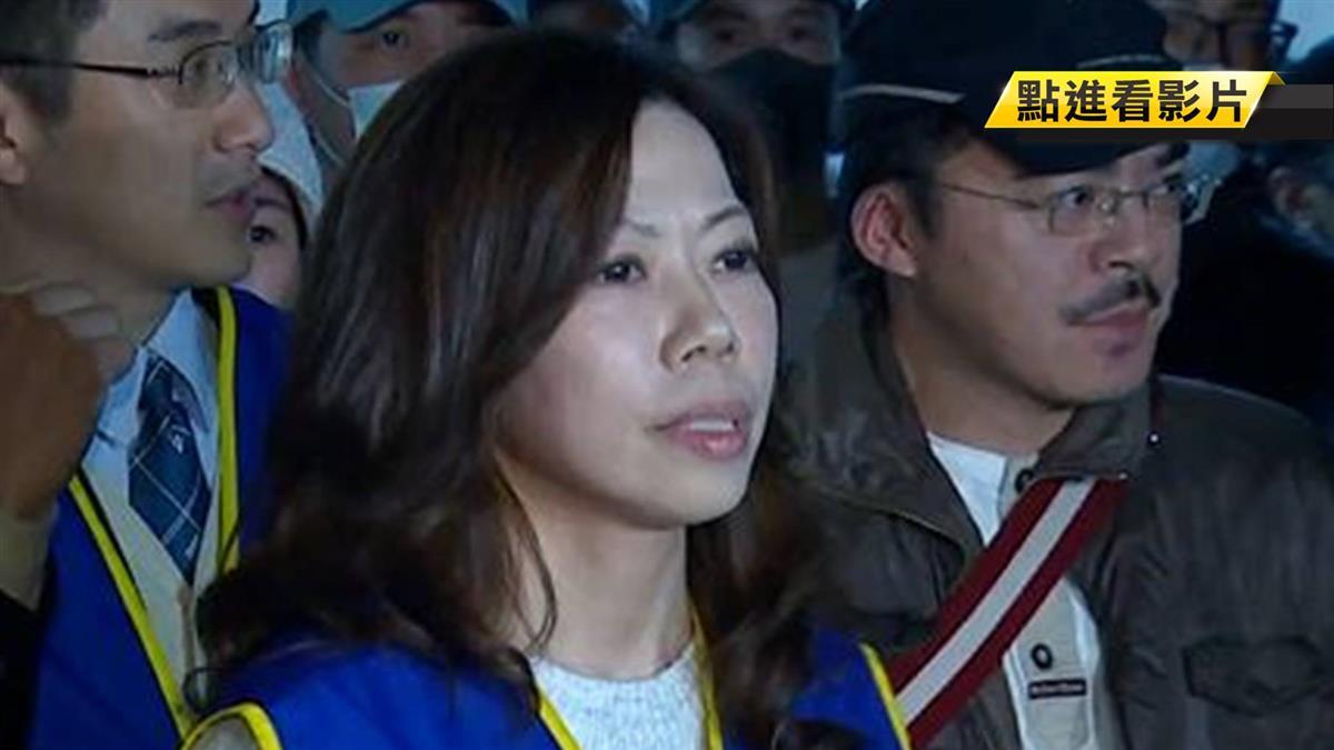 李信燕正義感十足!進入工會一路被選為理事長