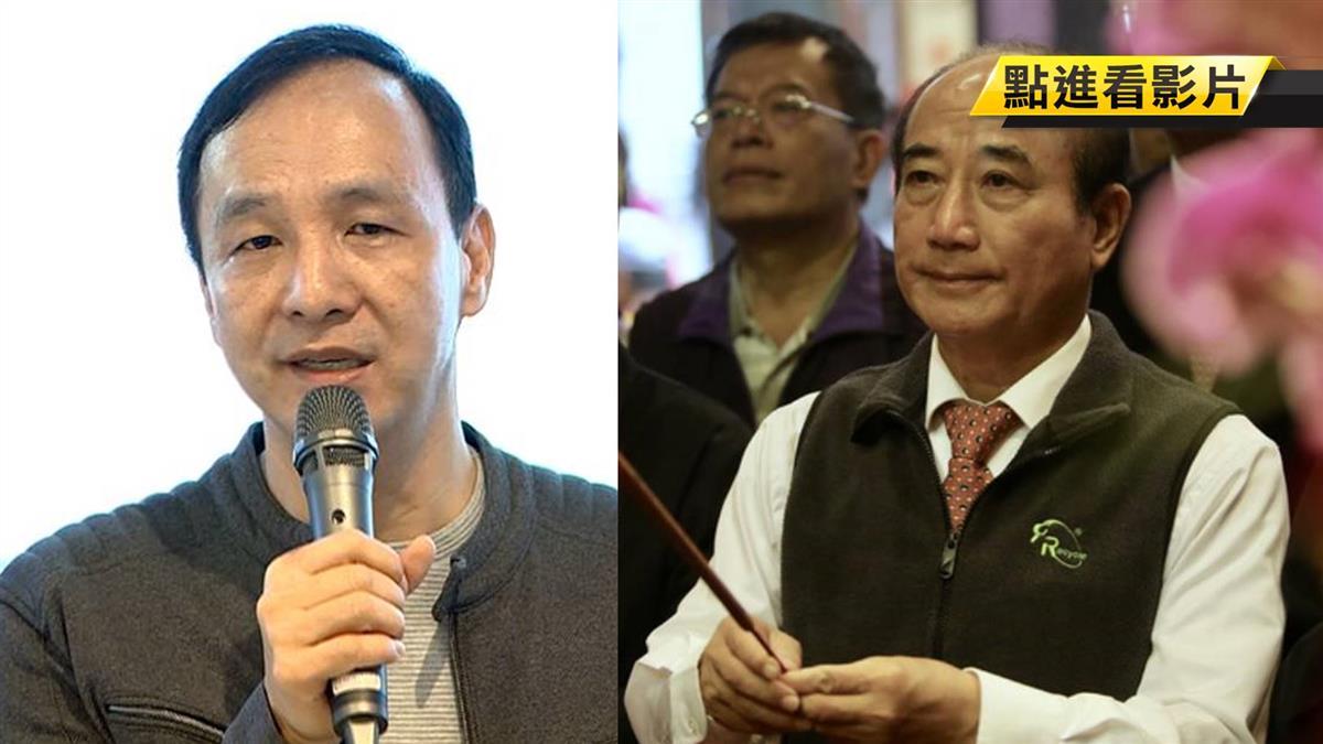 爆朱立倫曾6度徵召選總統 王金平怨:最後新郎不是我!