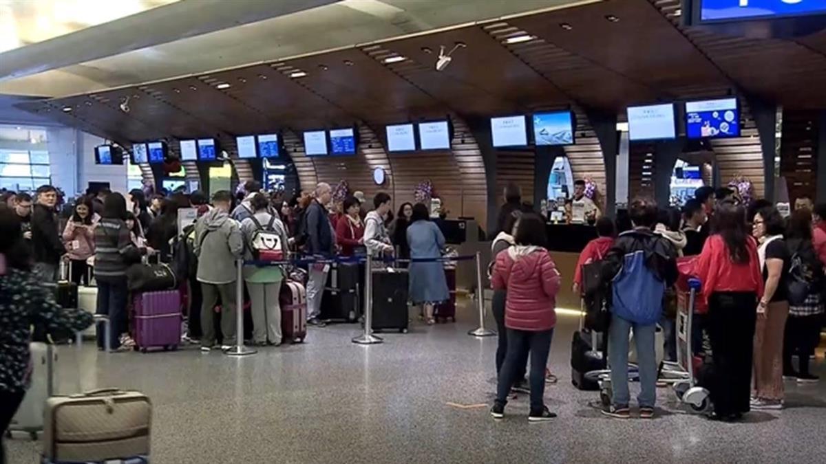 【更新】準備長期抗戰?華航官網最新公布航班取消至20日