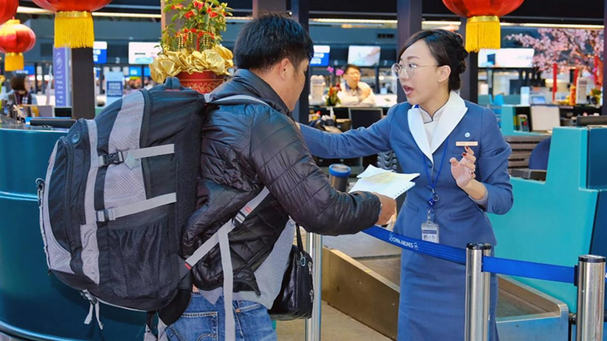 華航機師罷工第6天  桃園機場影響3711名旅客