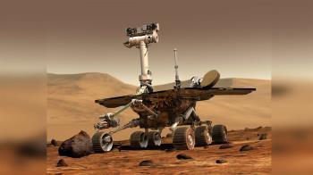 火星探測車機會號失聯 NASA將宣布任務終結