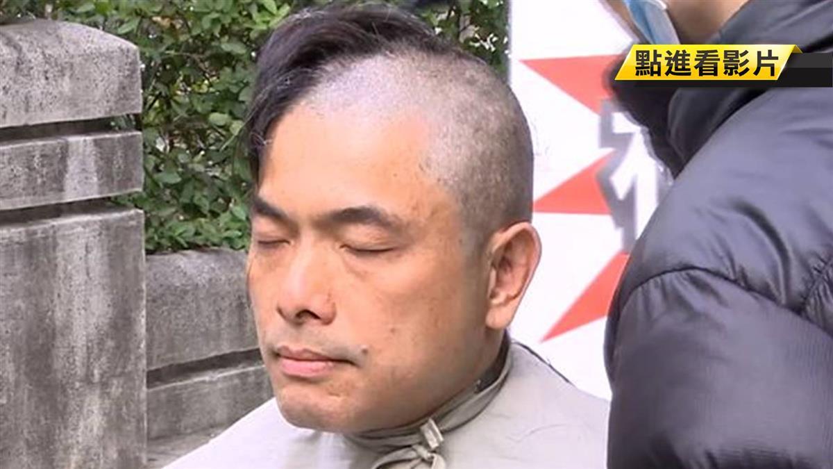 父遭詐380萬 兒控檢方15個月不開庭!剃頭抗議