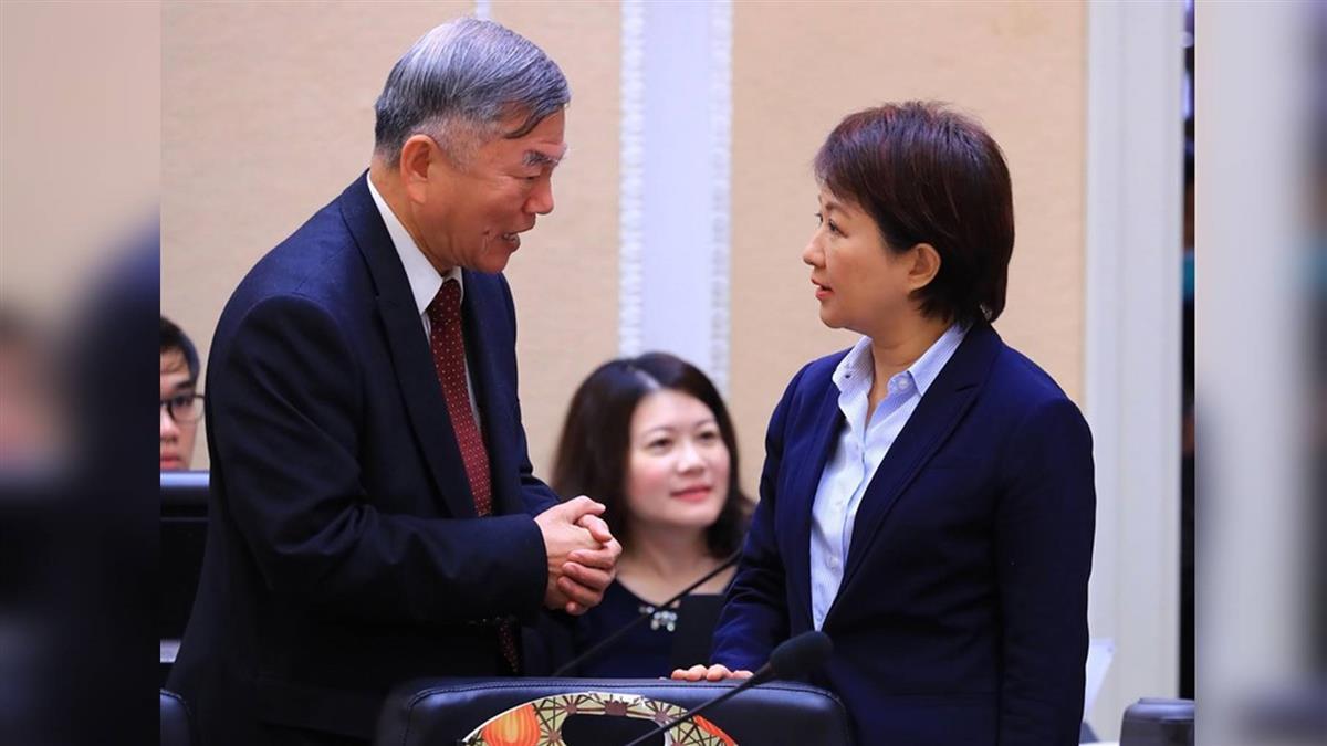 中火4號機組  盧秀燕行政院會爭取除役