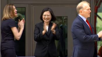 蔡總統赴美演說? 前AIT理事:影響美中關係