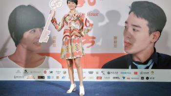 劉香慈新片詮釋乳癌患者 剃髮又裸背