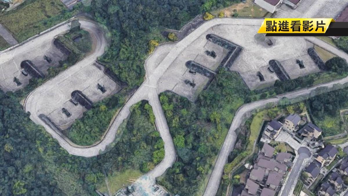 國安GG?谷歌3D地圖上線 愛國者飛彈基地立體曝光