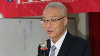 國民黨總統提名爭議 吳敦義:全民調作假太容易