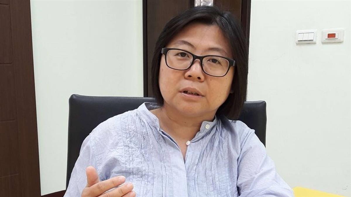 時力黨主席出爐前夕 陳惠敏宣布辭秘書長