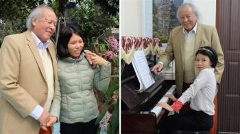 80歲翁閃婚28歲正妹!12年後近況曝光 網驚:嫁對人了