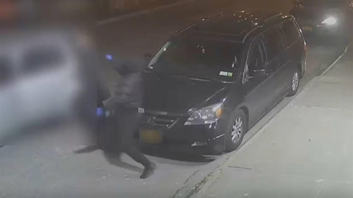 驚悚!紐約華裔男子 遭槍手後腦勺開槍身亡