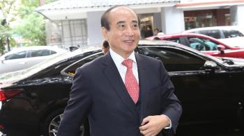 總統候選人兼任黨魁  王金平:講法很有創意