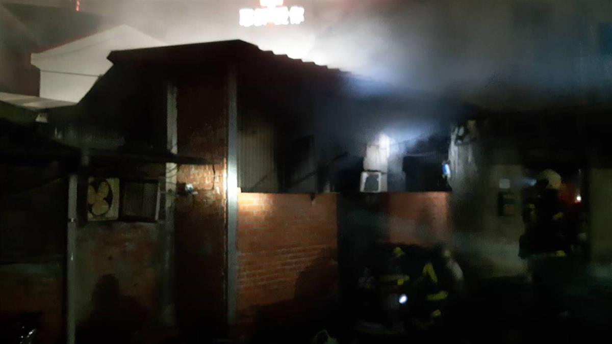 北市木柵住宅火警 屋內發現一具男焦屍