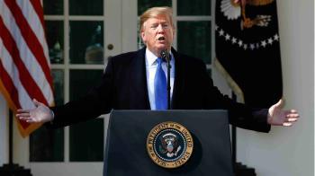 白宮幕僚:2020年總統大選前蓋好美墨邊界圍牆