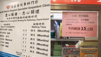 最少等6個月!醫院「看診排期」曝光 網嚇傻:先往生