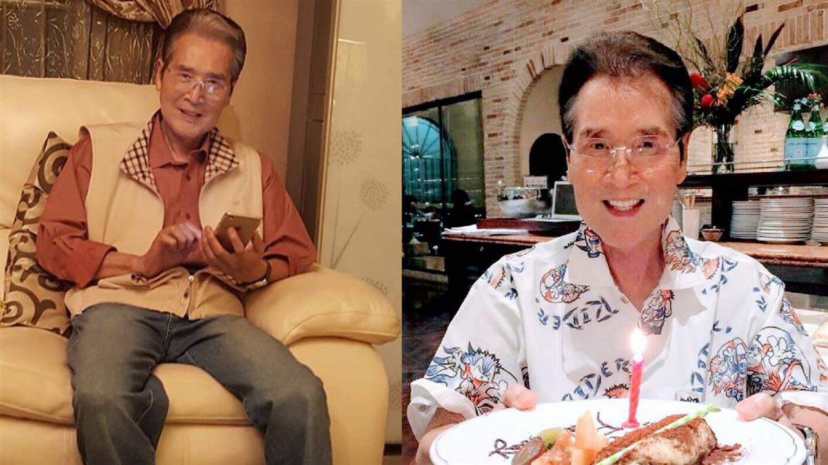 4年沒拍戲!76歲石英罹肺炎命危「鬼門關前走一遭」