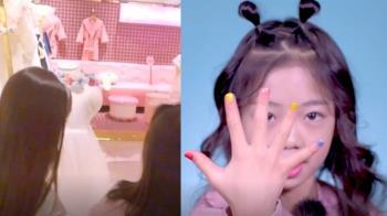 南韓女生南韓女生 連小女孩也瘋化妝打扮!