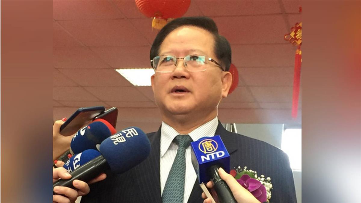 陳國恩接任海巡署長 4原則防堵非洲豬瘟