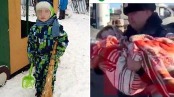 6歲童脫口要淹死牠 狠心母丟零下樹林…頭套塑膠袋等死