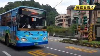 看到公車來急奔!七旬兄妹闖紅燈 遭91歲翁撞雙亡