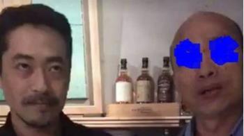 韓國瑜直播喝酒!酒吧老闆怒了 爆氣說重話痛譙禿子