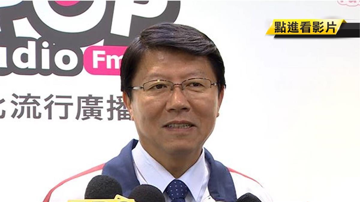 韓流加持增信心 謝龍介:綠支持者眨眼暗示挺我