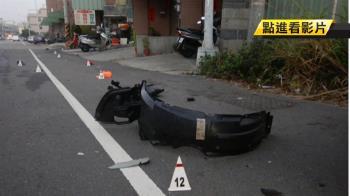 酒駕累犯追撞晨運老翁!釀2死1重傷…竟還找友頂包