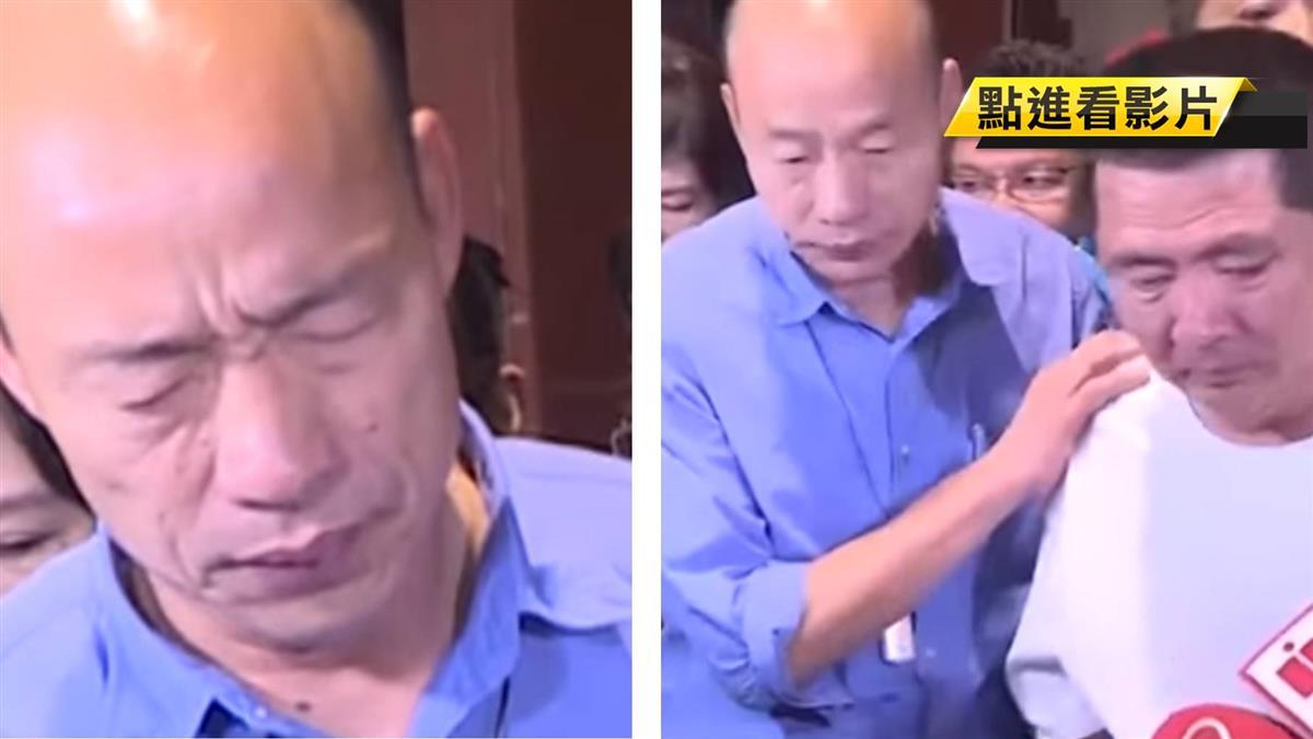 龜息大法失效!韓取消4行程 新聞局:感冒體力不支