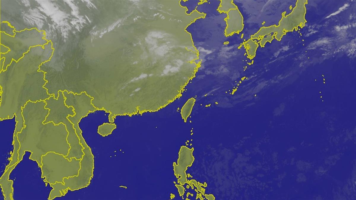 「蝴蝶」颱風生成!氣象局揭侵台可能 路徑圖曝光
