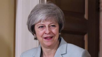 解決脫歐危機  梅伊赴歐盟總部再協商