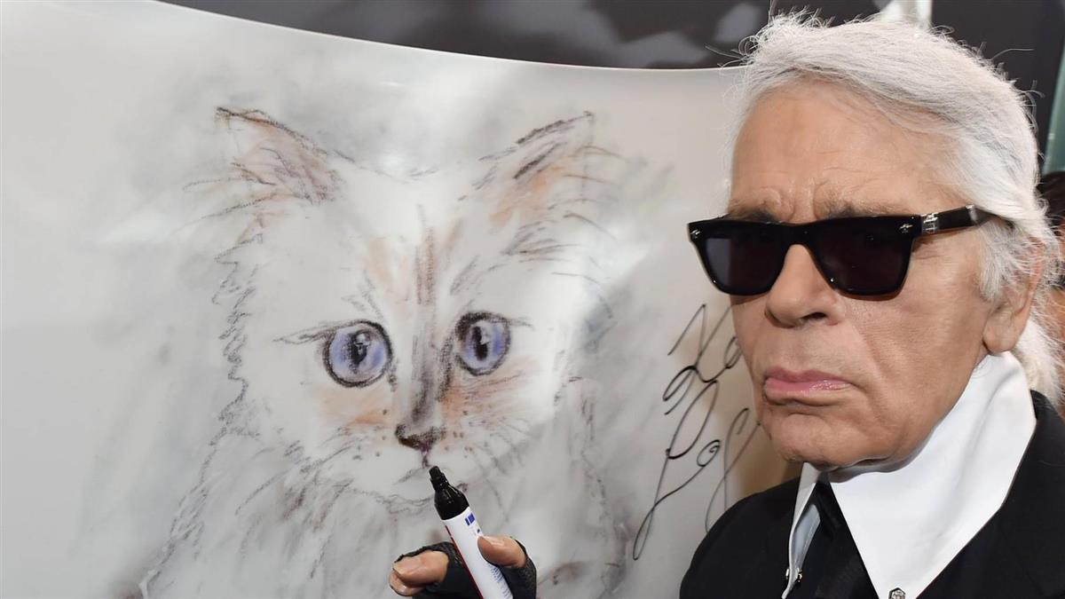 當貓比人爽?「優雅的牠」繼承時尚老佛爺62億遺產