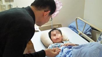 普悠瑪翻車!7歲童昏迷4月醒了 母淚:盼他叫聲媽