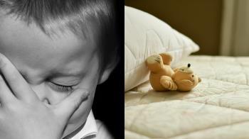 半夜菸味薰醒 孩驚見祂在床邊!她暖喊:下次記得叫阿揍