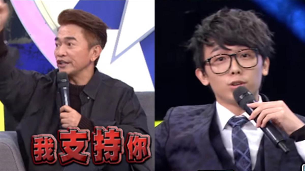 酷炫講錯話 惹火吳宗憲…秒被轟出場!網:欠修理!?