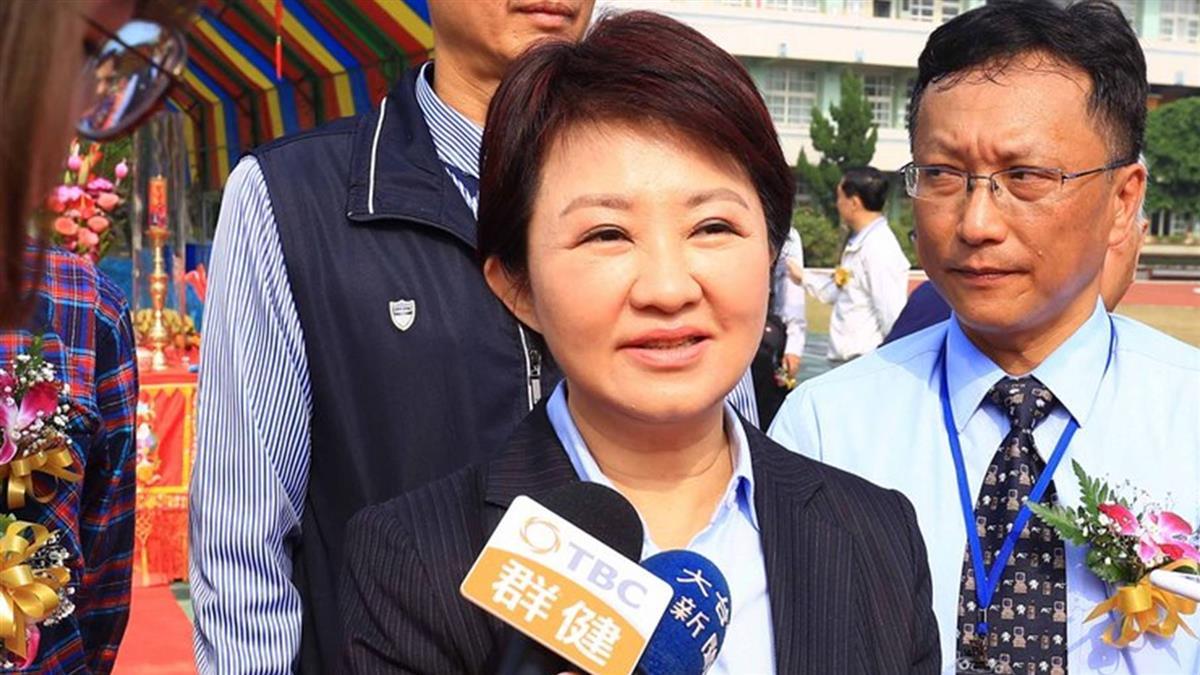 盧秀燕:韓國瑜選總統  有人不捨有人支持